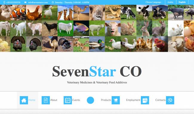 sevenStar – سيفن إستار